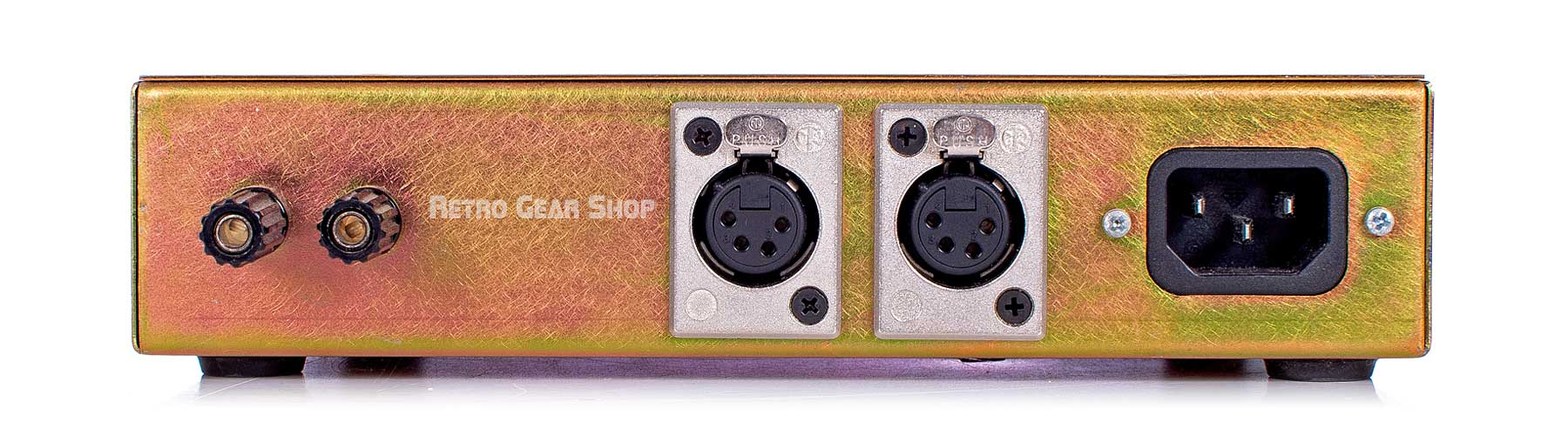Chandler Limited Germanium Stereo Pair Power Supply Rear