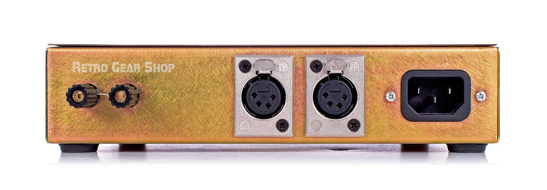 Chandler Limited Channel Stereo Pair PSU Rear