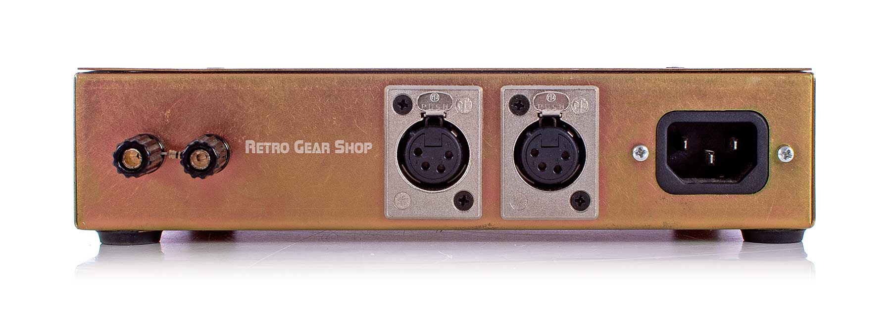 Chandler Limited Germanium Tone Control Pair Power Supply Rear