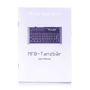MFB Tanzbar Manual