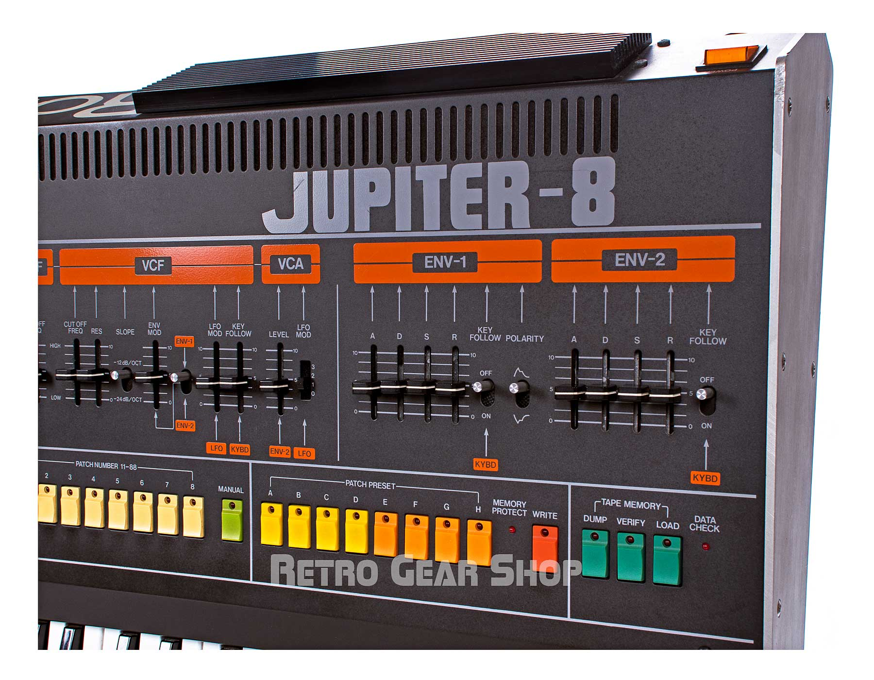 Roland Jupiter 8 Polyphonic Synthesizer