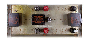 Signal Corps AF Amplifier AM-186A/FR Top Rear