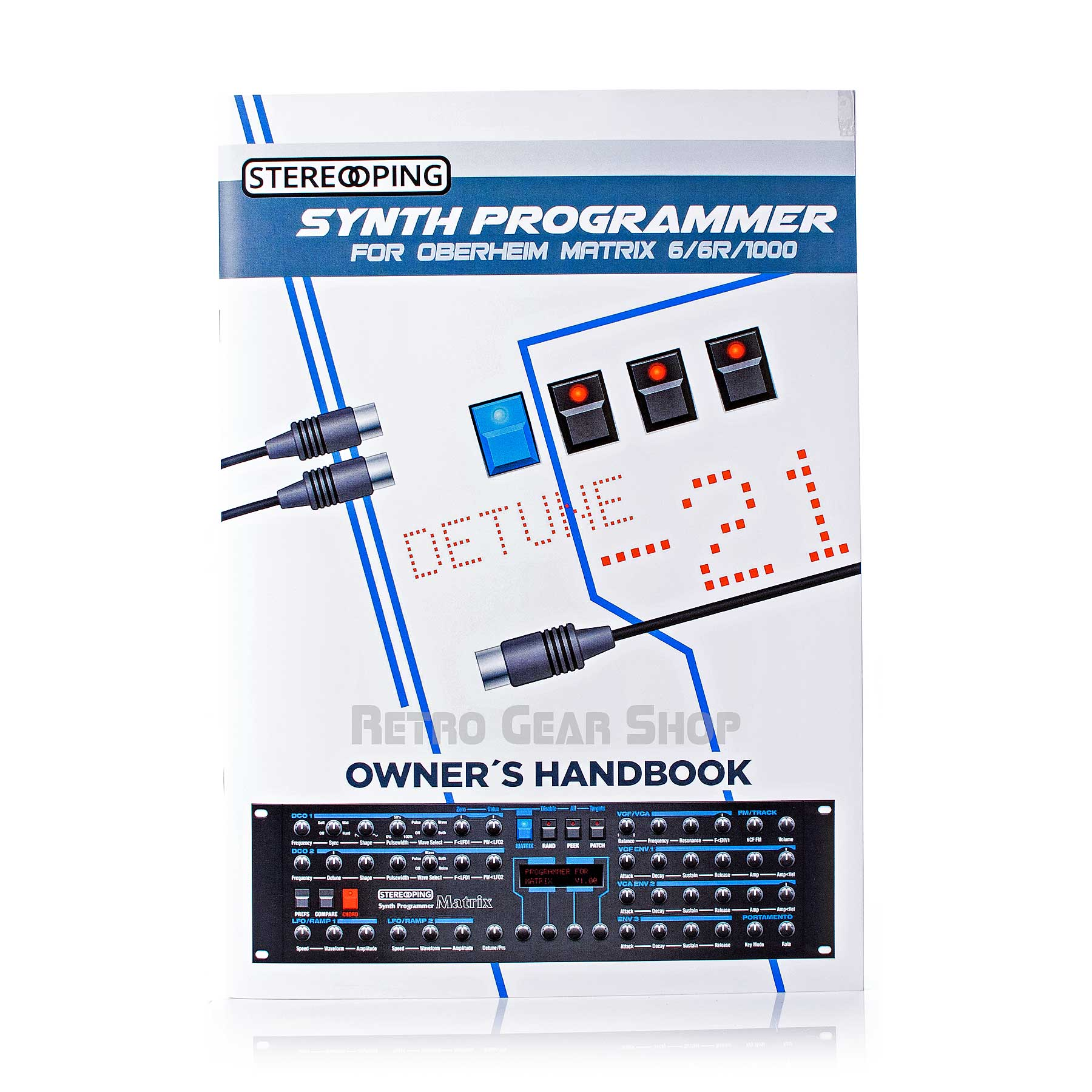 Stereoping Programmer DIY Kit User Manual