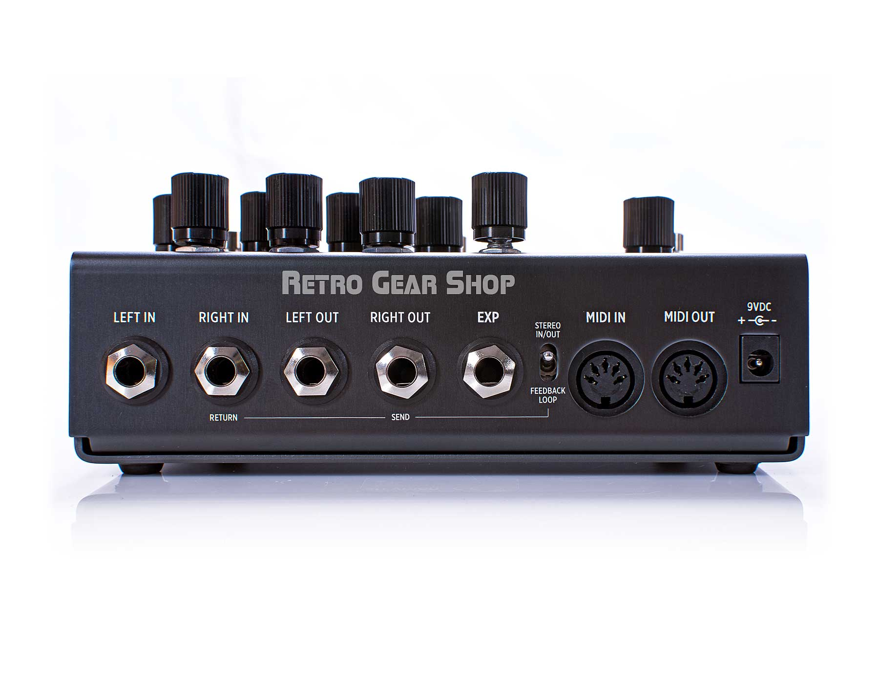 Strymon TimeLine Rear