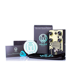Walrus Audio 385 Box Manual Extras