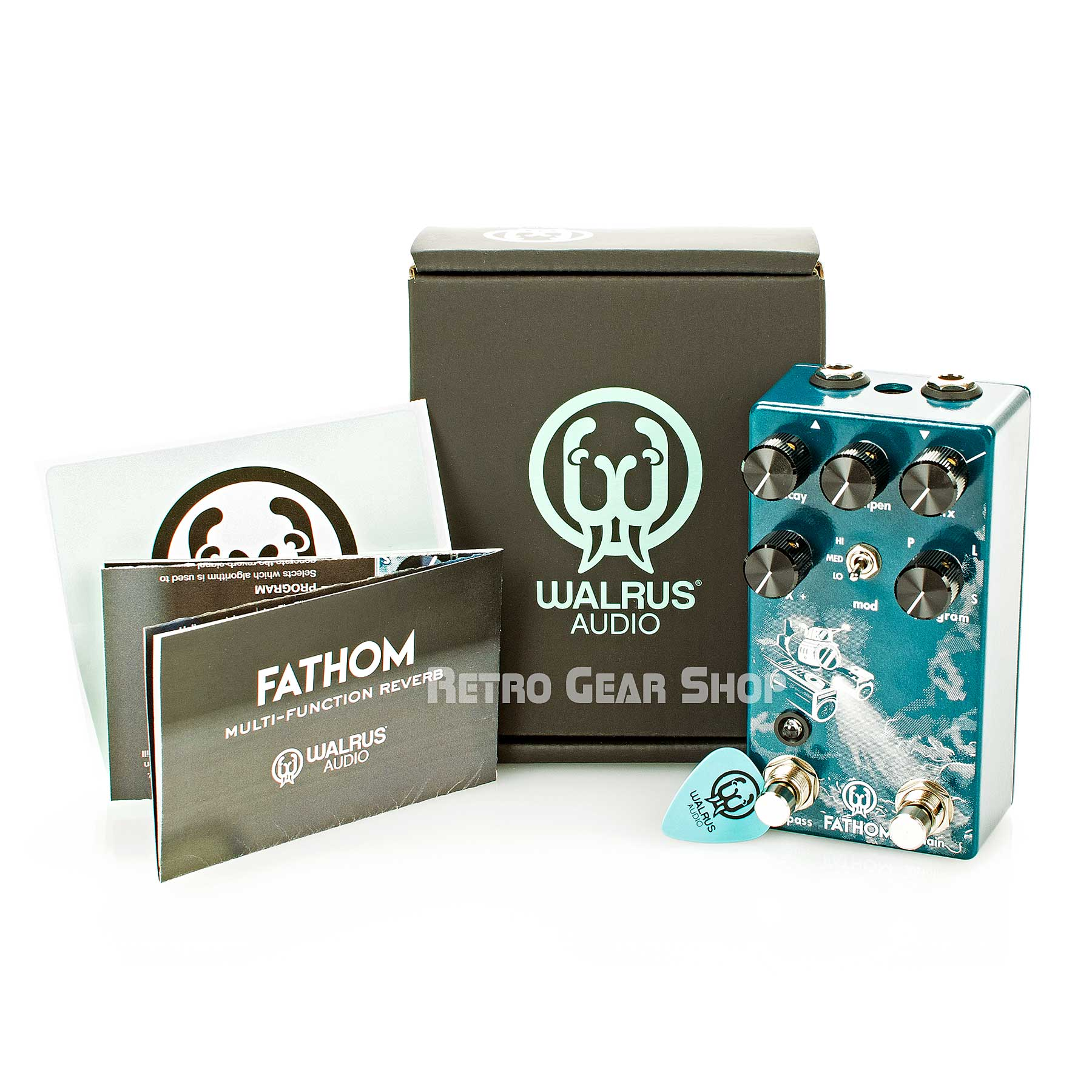 Walrus Audio Fathom Box Extras