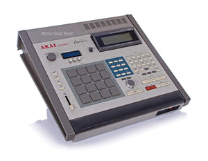 Akai MPC60 Mk1 Upgraded