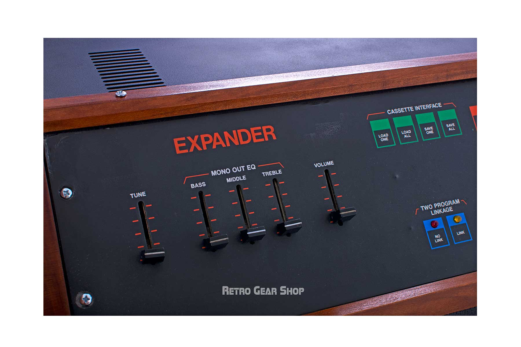 Arp Rhodes Chroma Expander Custom Wood Serviced Vintage Synth