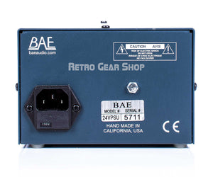 BAE 1073MPF + Power Supply