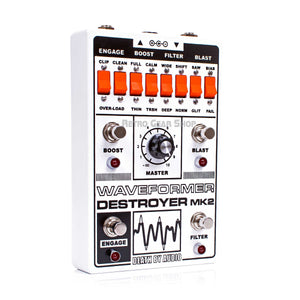 Death By Audio Waveformer Destroyer Mk2 DBA Custom Limited Edition Fuzz Guitar Effect Pedal