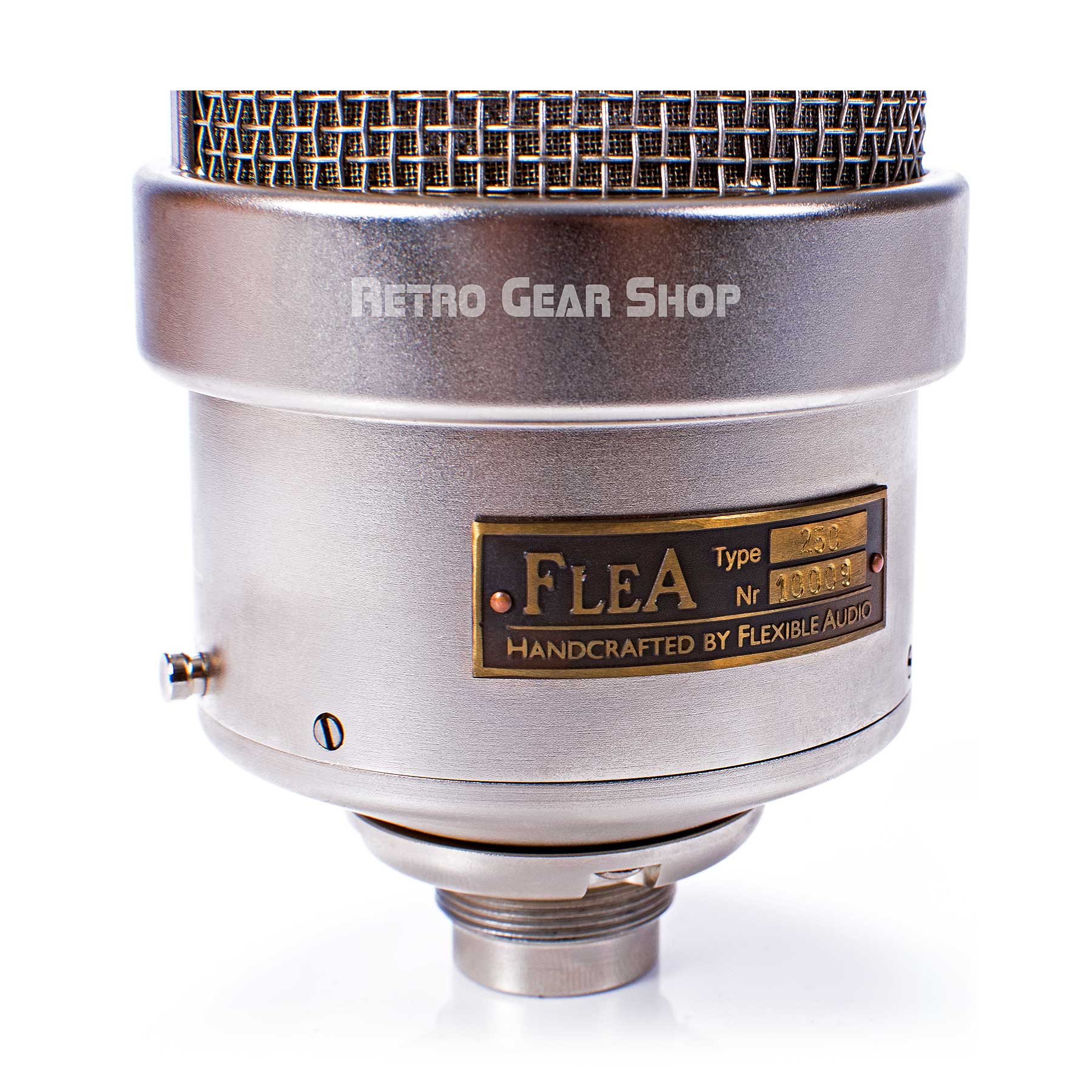 FLEA Microphones 250 Serial Number