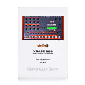Jomox Xbase 888 Manual