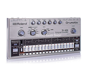 Roland TR606 Drumatix Vintage Rare Analog Drum Machine