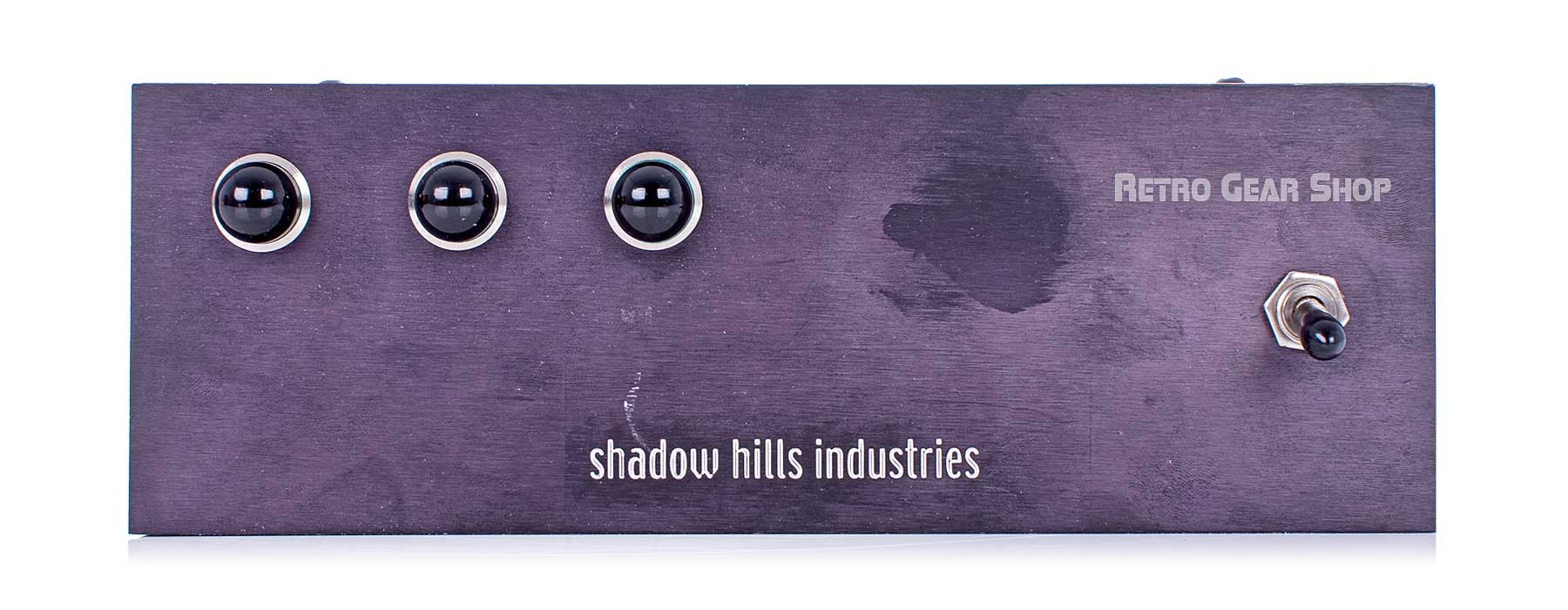 Shadow Hills Mastering Compressor Power Supply Front