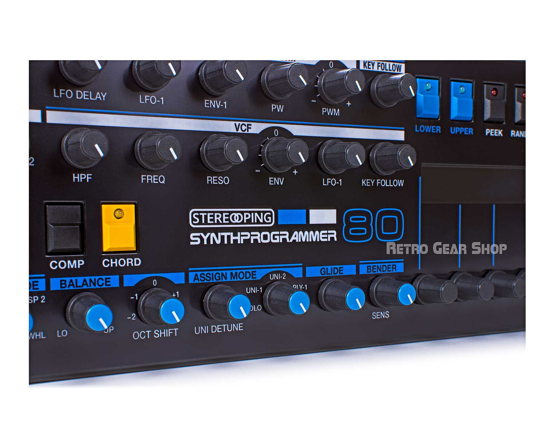 Stereoping Programmer Roland MKS-80 Midi Controller