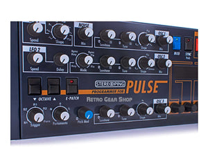 Stereoping Programmer Waldorf Pulse 1 Rare Synth