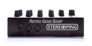 Stereoping CE-1 M-80 Midi Controller Rear