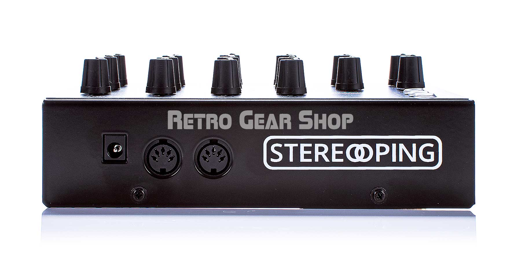 Stereoping CE-1 Super Quart7 Rear
