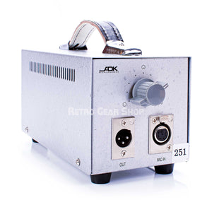 ADK Z-251 Power Supply Connectors