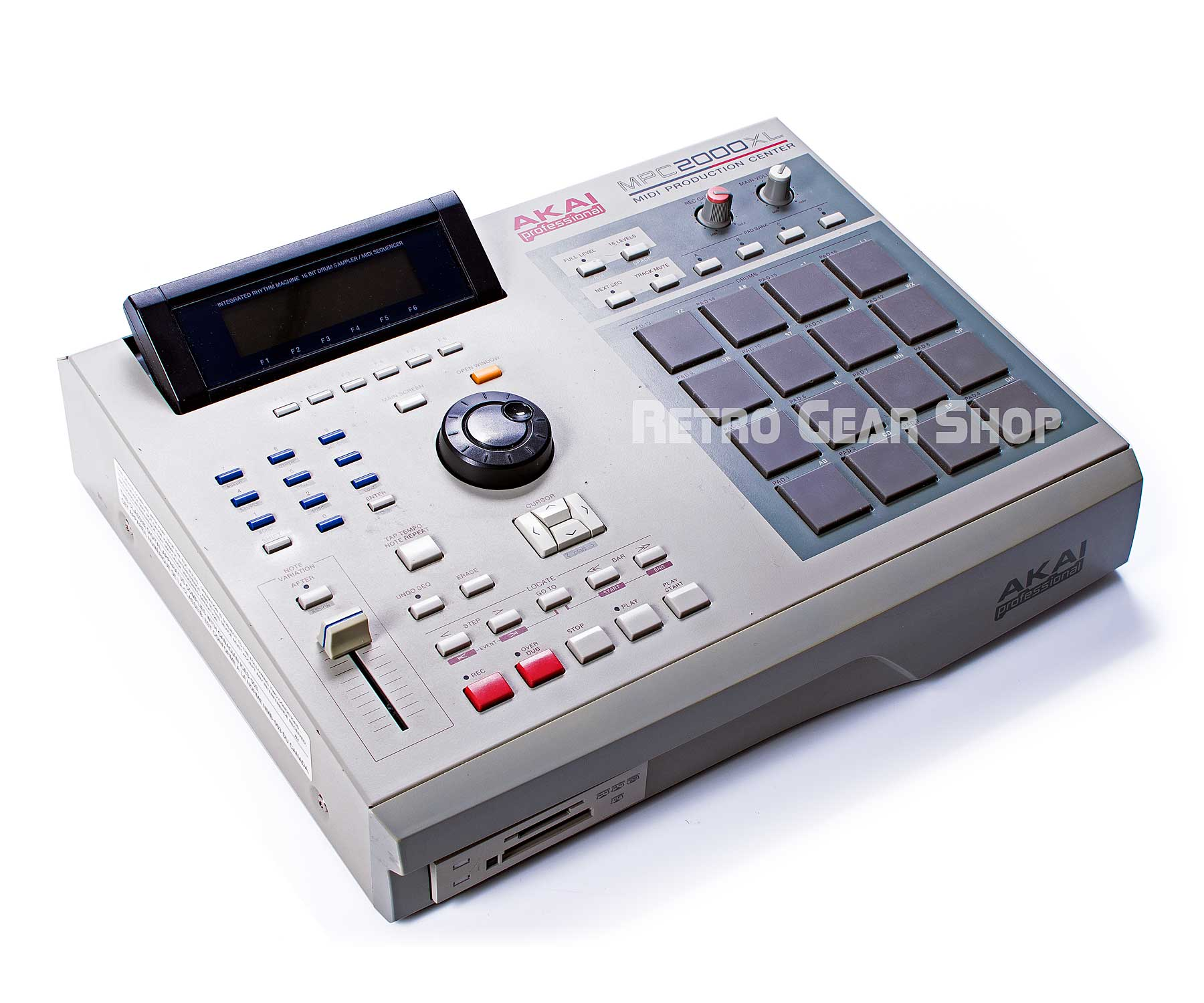 Akai MPC2000XL Sampling Drum Machine