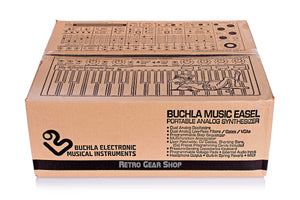 Buchla Music Easel Original Box