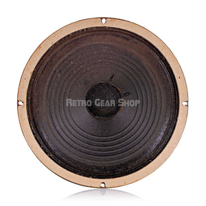 Celestion 1x10 Bass Guitar Speaker Front