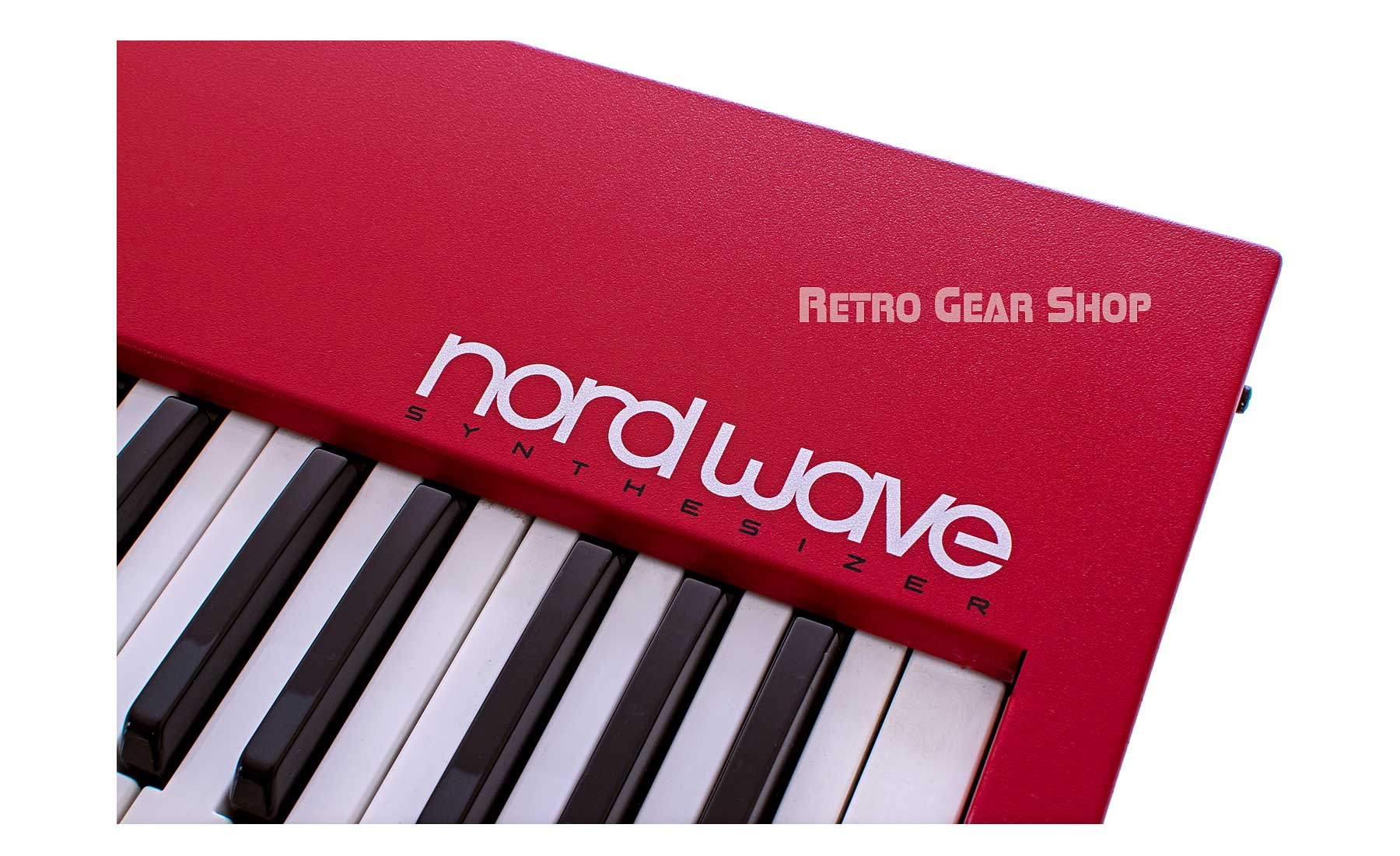 Clavia Nord Wave Keyboard Synthesizer 49 Key Polyphonic FM Synth Virtual Analog