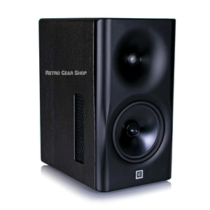 Dutch and Dutch 8C Active Speaker Monitor Black Black