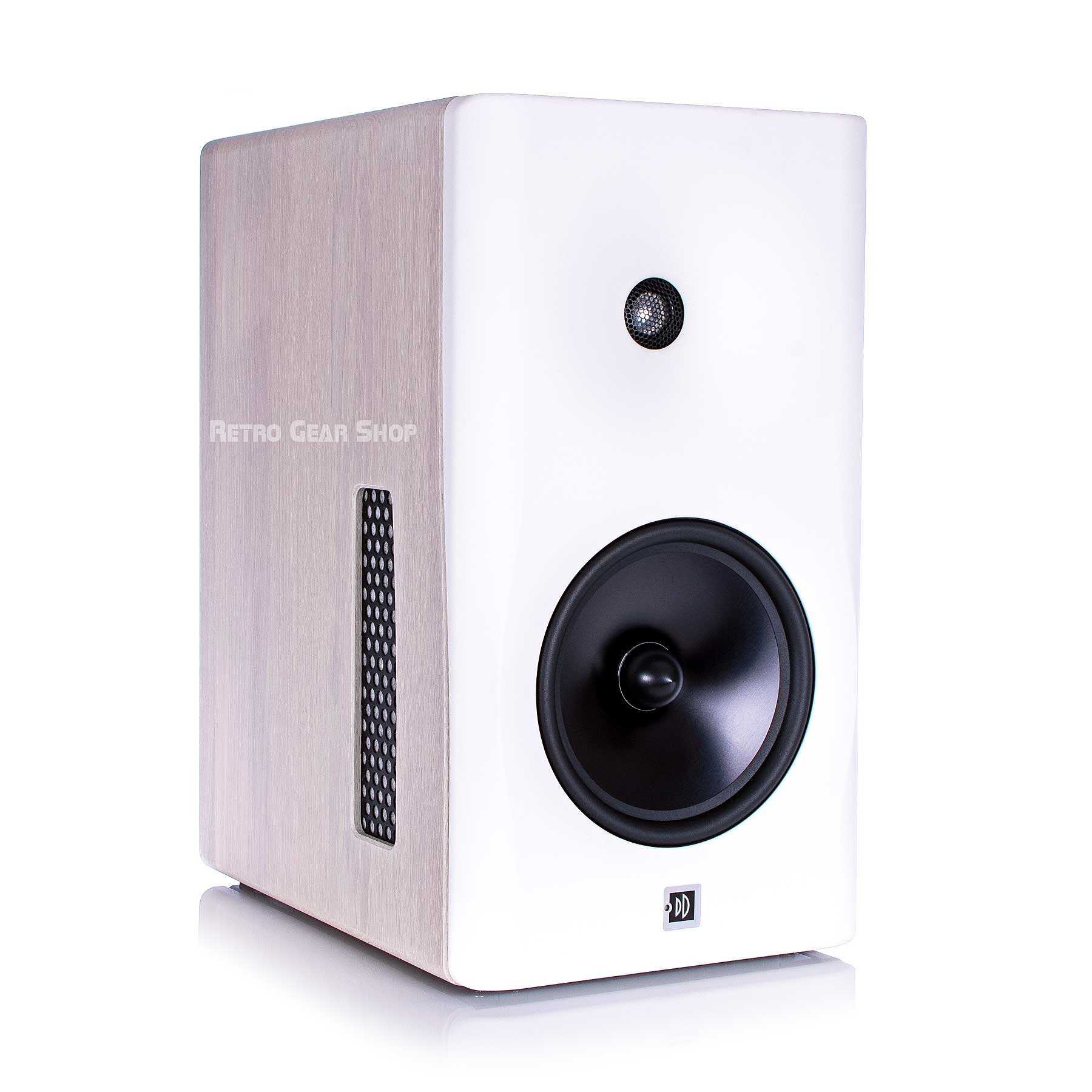 Dutch and Dutch 8c White HiFi Speaker Boutique
