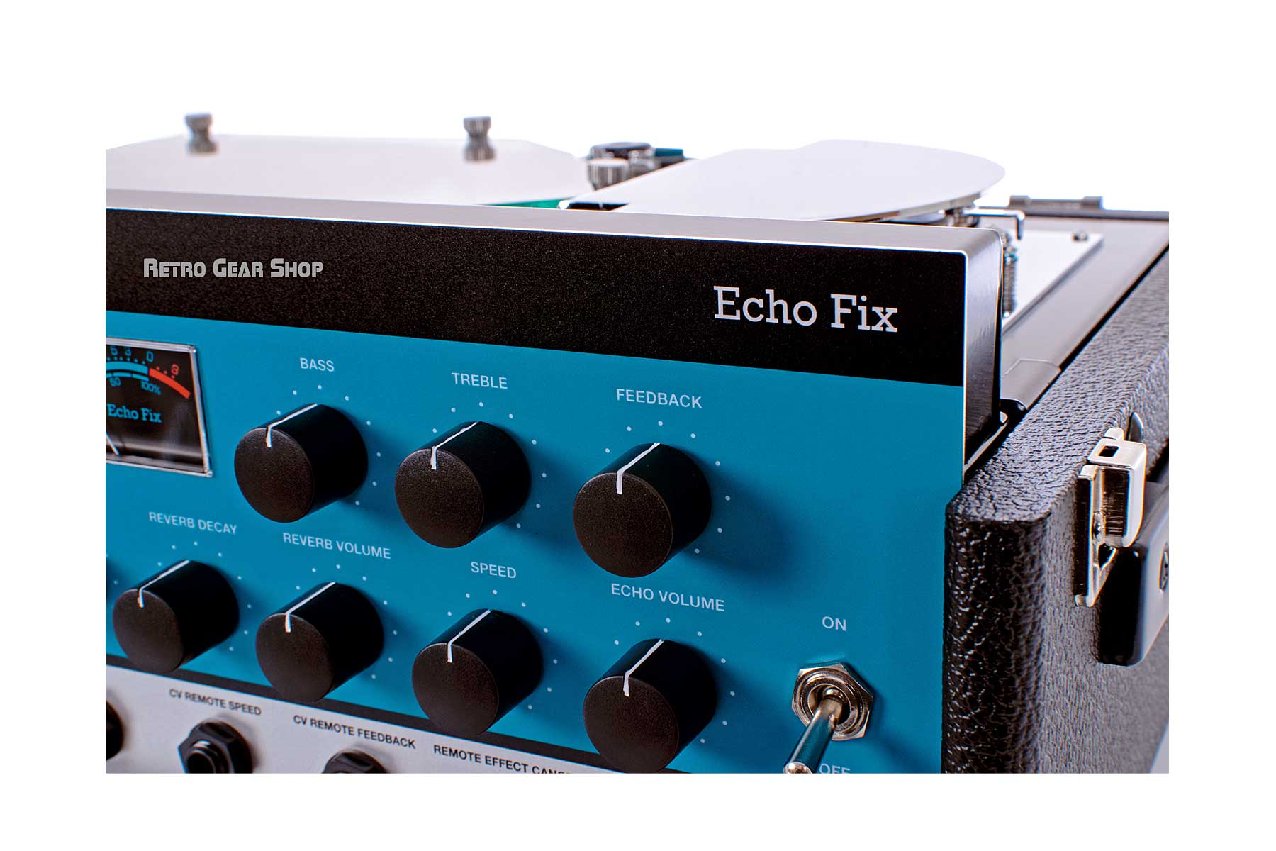 Echo Fix EF-X2 Tape Delay Echo Spring DSP Reverb Replica RE-201 Reissue