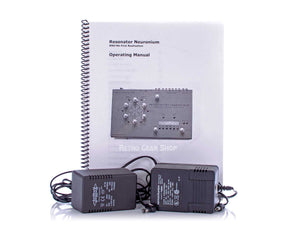 JoMox Resonator Neuronium PSU Manual