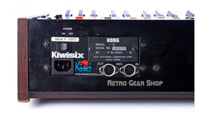 Korg PolySix Kiwi Midi Upgrade Rear