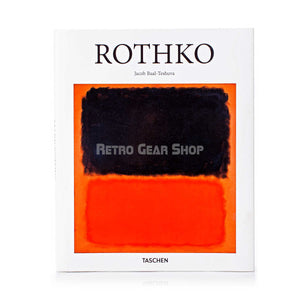 Rothko by Jacob Baal-Teshuva Front