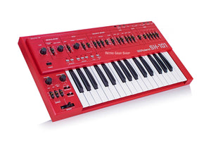 Roland SH-101 Red Vintage Rare Analog Mono Synth#362106