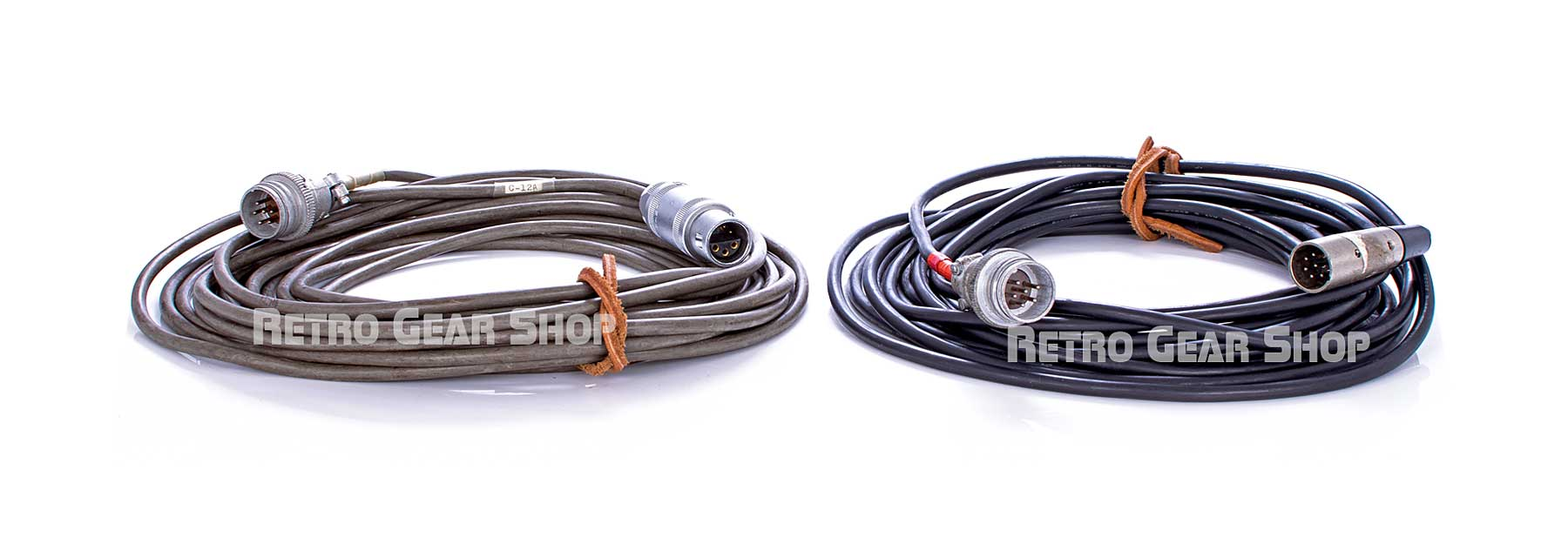 AKG C 12 A Stereo Pair Power Cables