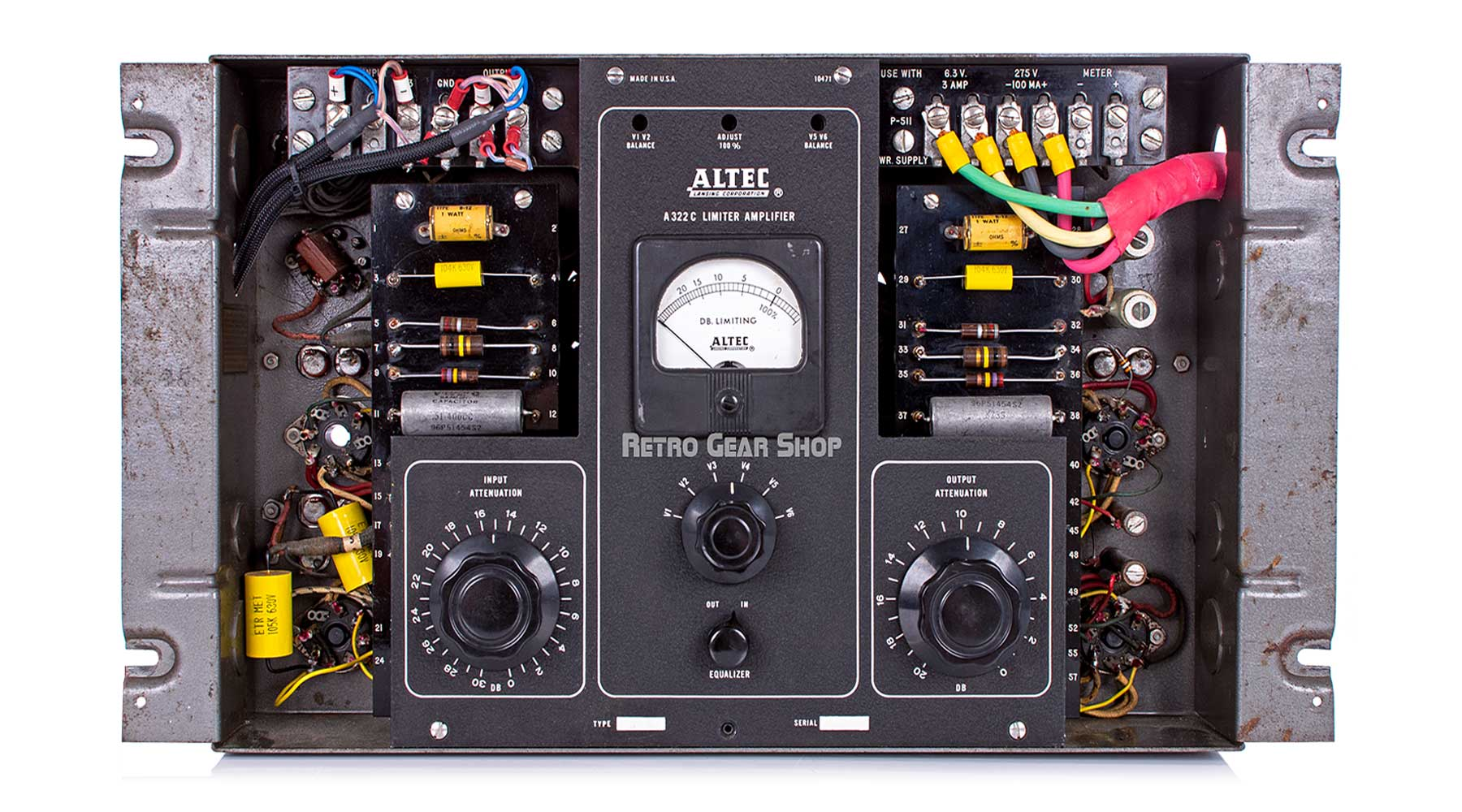 Altec 322C Grey Internals