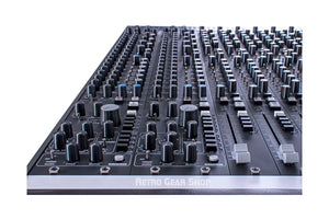 Zahl AM1 Mixing Recording Console 16 Channel CV1 Analog Modular Channel