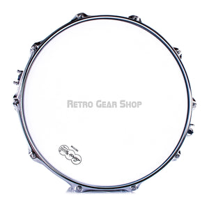 Ludwig Chrome Brass Snare Drum Top