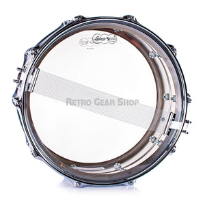 Ludwig Chrome Brass Snare Drum Bottom