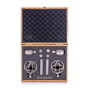 3 Zigma Microphone Kit for Acoustic & Electric Guitars Case