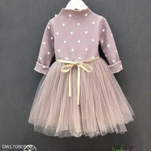 Load image into Gallery viewer, Fresh Polka Dots Tulle Dress - yoyosfashion