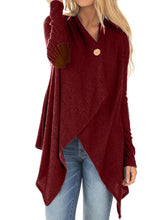 Load image into Gallery viewer, Plain  Long Sleeve Cardigans - yoyosfashion