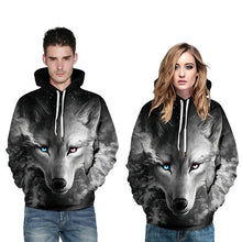 Load image into Gallery viewer, Dad Boy Stylish Casual Loose Print Long Sleeve Hoodie Matching Outfit - yoyosfashion