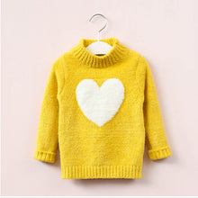 Load image into Gallery viewer, Sweet Chic Loose Thermal Long Sleeve Kids Sweater - yoyosfashion