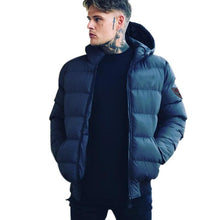 Load image into Gallery viewer, Casual Winter Plain Thicken Outdoor Running Cotton-Padded Coat - yoyosfashion