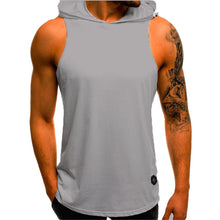 Load image into Gallery viewer, Casual Summer Solid Slim-Fit Sleeveless - yoyosfashion