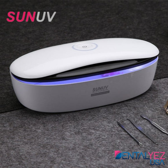 Sunuv S1 Led Dry Temperature Sterilizer Vet-Tattoo Dental Medical Autoclave Manicure Tool Sterilizer