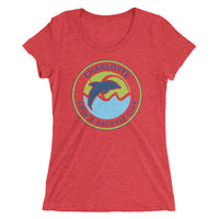 Ladies' Short Sleeve T-Shirt<br>12 Colors