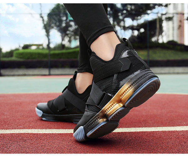 Hot Sale Basketball Shoes Comfortable High Top Gym Training Boots Ankle Boots Outdoor Men Sneakers Athletic Sport shoes