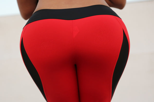 Women Sexy Mesh Patchwork Leggings Push Up Fitness Leggings High Waist Workout Legging for Women Casual Jeggings